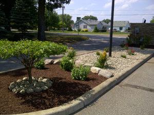 Landscape Installation Elkhart Indiana